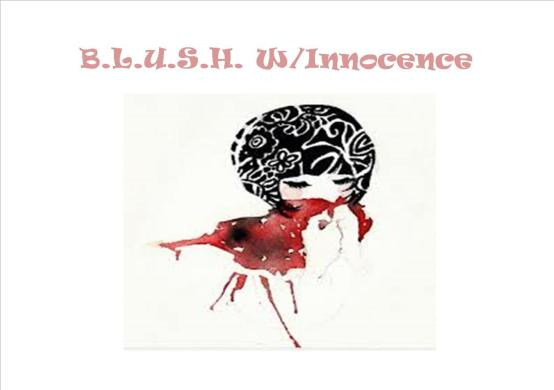 BLUSH with Innocence logo